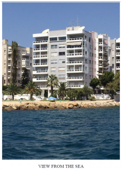 For Sale: 4 Bedrooms Apartment with Sea View in Germasogeia, Cyprus